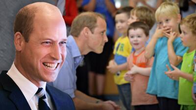 La nueva misión del príncipe William es promover una app que ayuda a evitar el acoso entre menores