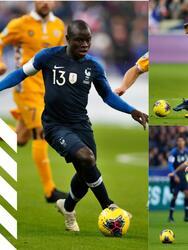 Con gol de penal de Olivier Giroud al minuto 79 Francia se impone 2-1 a Moldavia.