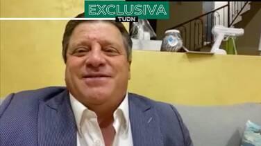 No le desagrada a Miguel Herrera dirigir a Colombia
