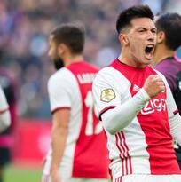 Ajax golea al Utrecht sin Edson y alarga racha en la Eredivisie