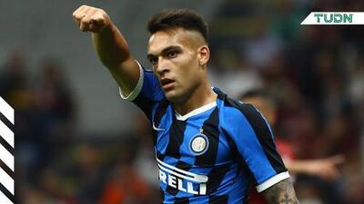 Exclusiva | Lautaro, aprendiz de Messi y agradecido con el Inter