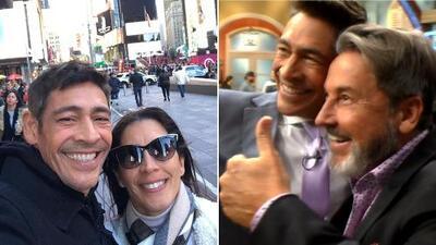 En comerciales: Ricardo Montaner le envió un mensaje a la esposa de Johnny Lozada