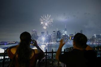 Las mejores fotos del 4 de Julio: Así se celebró la independencia por todo el país