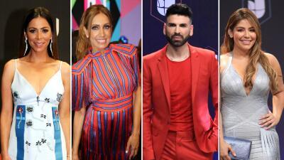 Las estrellas de Univision brillaron en Premios Juventud ⭐⭐⭐⭐⭐