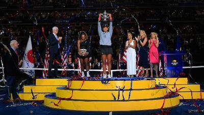 Ellas han sido las últimas cinco ganadoras del Abierto de Estados Unidos