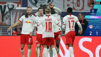 Leipzig remonta ante el Zenit con base en golazos