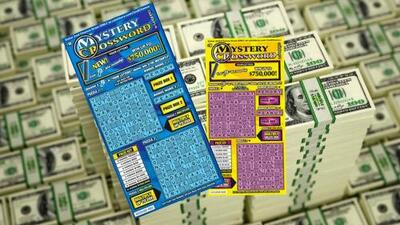 Llegó a comprar un café y salió con un boleto ganador de la lotería de 750,000 dólares