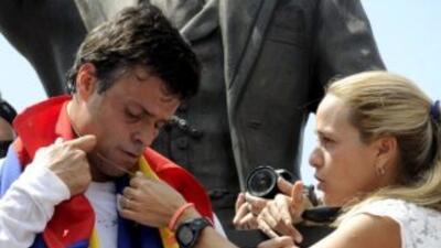 Tintori: oposición venezolana insiste en observación internacional para parlamentarias