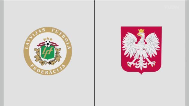 Letonia 0-3 Polonia – Goles y Resumen – Grupo G - Clasificatorio a la Eurocopa