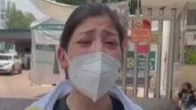 """""""Ayúdenos por favor"""": la súplica de la familia de una de las chicas atropelladas brutalmente en CDMX"""