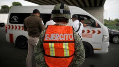 De los 6,000 uniformados de la Guardia Nacional que México prometió desplegar en la frontera sur solo hay 426