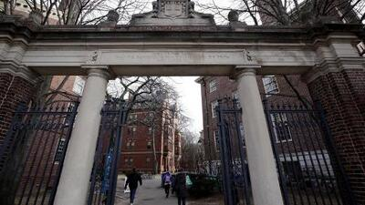 From a UN Refugee Camp to Harvard