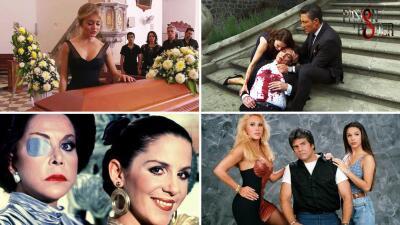 Recuerda los finales más inesperados de las telenovelas
