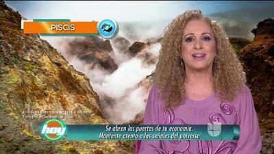 Mizada Piscis 5 de febrero de 2018
