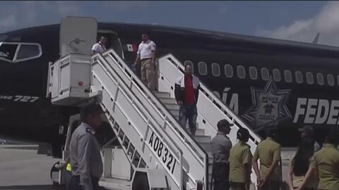 Gobierno mexicano deporta a un grupo de inmigrantes cubanos que intentaba llegar a EEUU