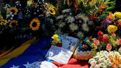 Venezolanos homenajean a fallecidos en operativo contra Óscar Pérez en medio de la represión policial