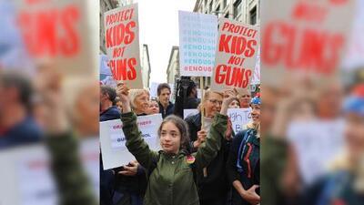 March for Our Lives fue una una de las protestas juveniles más grande en la historia estadounidense