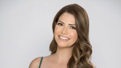 Ana Patricia Gámez, copresentadora Despierta América