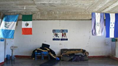 As Trump takes office, uncertainty along Mexico's southern border