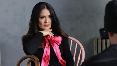 """""""Durante años él fue mi monstruo"""": el poderoso testimonio con el que Salma Hayek acusa a Harvey Weinstein"""