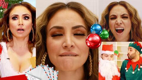 Imperdible: La Bronca se baja los 'chones' en Navidad