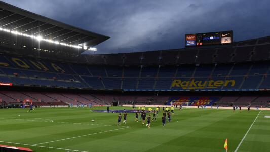 LaLiga confía en tener público en los estadios en abril