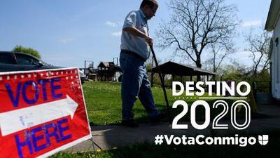 Todo lo que necesitas saber para registrarte para votar en las elecciones de 2020