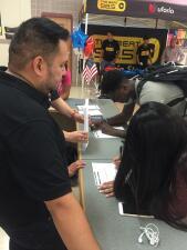Warren High School Senior Voter Registration