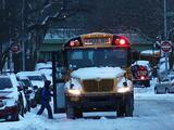 Adiós a los días de nieve: estudiantes de NYC tendrán clases remotas durante días nevados