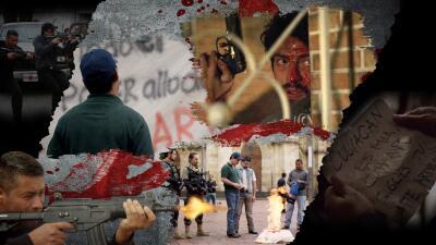 Arturo Bernal Leyda siembra el terror con asesinatos y narcomantas