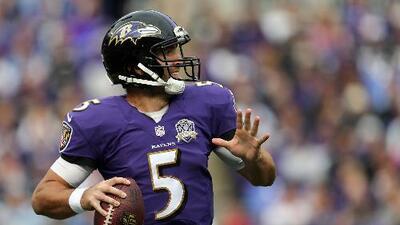 32 equipos en 32 días: El nuevo reto de Joe Flacco y Baltimore Ravens