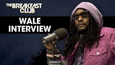 Wale Flips On Breakfast Club, Talks New Music, New Girlfriend + More