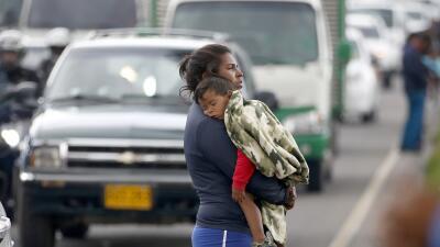 En fotos: Más de un millón de niños migrantes venezolanos necesitará protección y acceso a servicios básicos en 2019