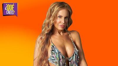 Ganó Miss Internacional en 1987 y quiere ser Nuestra Belleza Latina