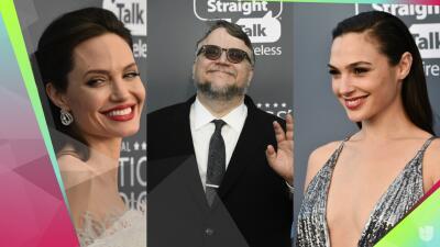 Así desfilaron los famosos por la alfombra azul de los Critic's Choice Awards