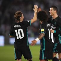 CR7 y Bale salvan del ridículo al Madrid en el Mundial de Clubes