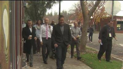 Darrel Steinberg inició junto a la comunidad su trabajo como alcalde de Sacramento