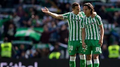 Diego Lainez, convocado por el Betis para la Europa League
