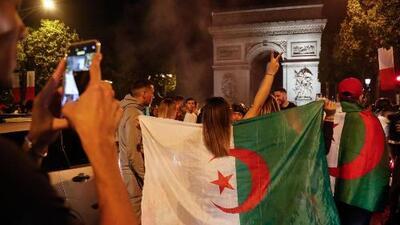 Argelia y Senegal juegan hoy la Final de la Copa Africana... en Francia toman precauciones