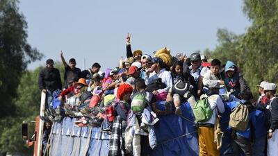 Demócratas proponen plan para minimizar cruces fronterizos y reactivar la ayuda a Centroamérica