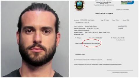 Estos son los detalles del documento forense que revela de qué murió el hombre que Pablo Lyle golpeó