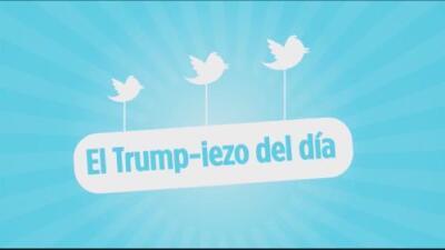 El Trump-iezo del día: los comentarios racistas de Roseanne Barr