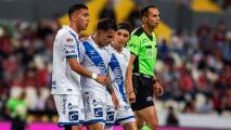 Tabó puede sufrir una contractura muscular en Puebla