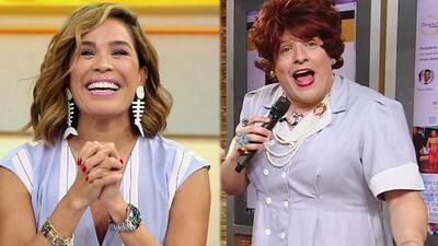 DAEnUnMinuto: Karla causa sensación con sus aretes y Meche asegura que le enseñó a cantar a una famosa colombiana