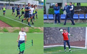 ¡A toda Máquina! Cruz Azul entrena fuerte pensando en la siguiente temporada