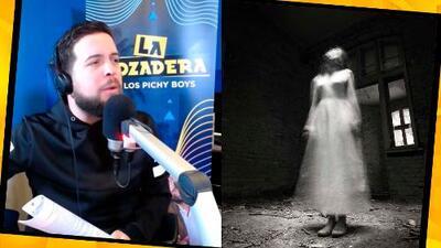 Los fantasmas existen, de acuerdo a las historias de los radioescuchas de La Gozadera