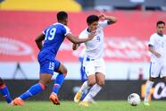 Con doblete de Joshua Pérez (19' y 40+5') El Salvador vence 2-1 a Haití y esperan el resultado entre Canadá y Honduras para ver si llegan a las semifinales.