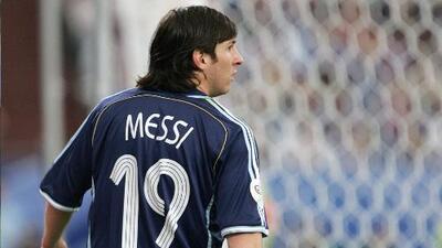 Así le ha ido a Lionel Messi en los debuts mundialistas