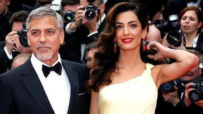 George Clooney inicia un pleito legal con los paparazzis para defender a sus hijos