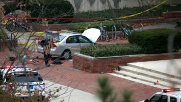 En un minuto: nueve heridos dejó un ataque en la Universidad Estatal de Ohio